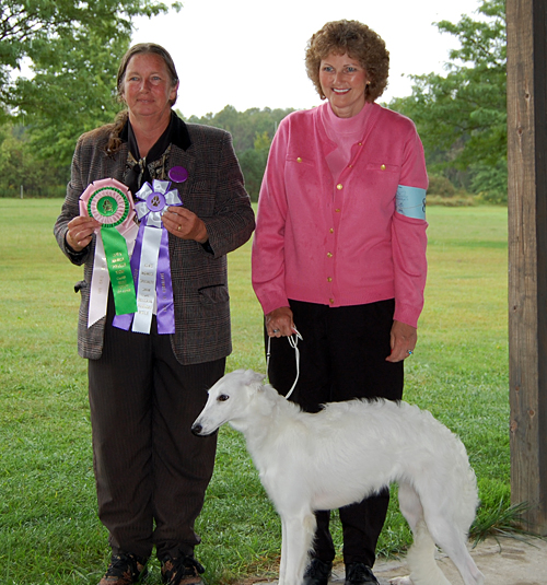 Holly wins Reserve at the Ohio Classic